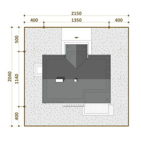 alzacja projekt katalogowy współczesne domy zagospodarowanie